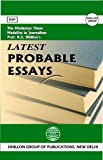 #5: Latest Probable Essays