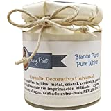 Mary Paint | Pintura para muebles efecto Chalk Paint, color Blanco Puro - 250ml