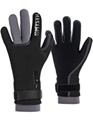 Mystic MSTC Dry Gloves - 3mm Double Cuff 2017 XL