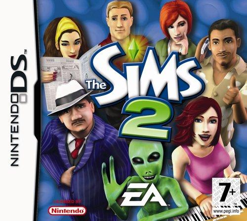 The Sims 2 (Nintendo DS) [Importación inglesa]