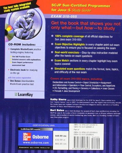 Scjp Book Kathy Sierra