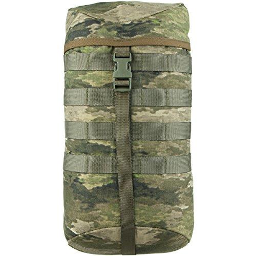 WiSPORT® RACCOON 85 Rucksack | 85 Liter | Militär | Cordura | MOLLE | Marschrucksack | Outdoor | Camping 34. Extra Bag 7.5 Liter A-Tacs iX