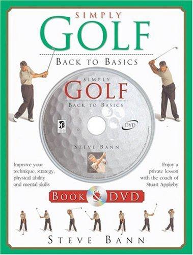 Simply Golf: Back to Basics W/DVD by Steve Bann (2004-12-02)