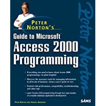 Peter Norton's Guide to Access 2000 Programming