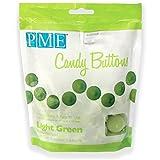 Candy Buttons light green / hellgrün