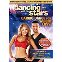 Dancing With the Stars: Cardio Dance for Weight Loss by Kym Johnson