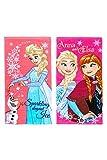 Disney Frozen Die Eiskönigin Handtuch Set 2 Stück, 35 x 65 cm, Original Lizenzware