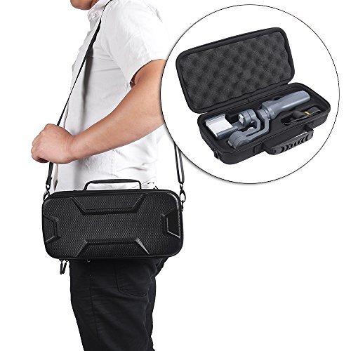 zaracle Tragbar Aufbewahrungstasche, der Fall Schützen Pouch Bag Reisen Fall für DJI Osmo Mobile 2PDA Smartphone Gimbal Pda-tasche Pouch Case
