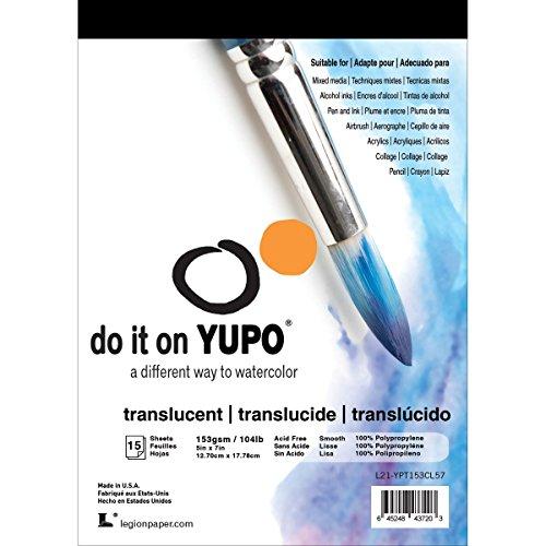 yupo-paper-5x7-15-sheets-pkg-translucent-104lb