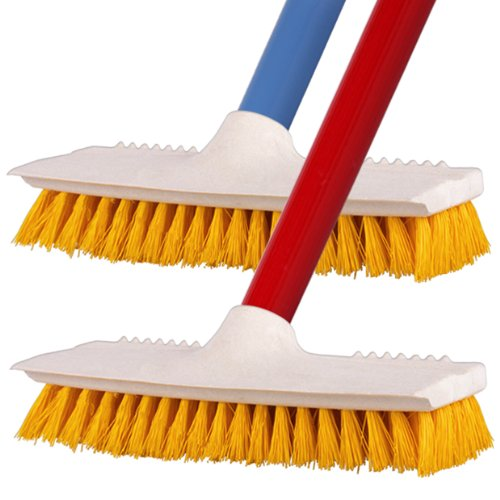 2-pack-of-stiff-bristle-deck-sweeping-brushes-with-blue-red-metal-handles-for-decking-patios-tiles-s