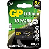 9 Volt Lithium Battery GP
