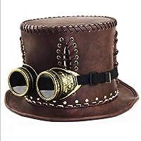 TX ZHAORUI Prom Props Sombrero Mágico Caballero Sombrero Mujer Halloween Fiesta Suministros