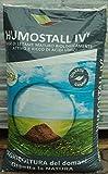 Concime organico HUMOSTALL IV ammendante compostato misto sacco da 25 kg immagine