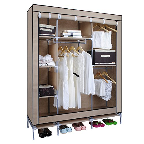 canvas-wardrobe-hst-mall-triple-canvas-clothes-cupboard-clothes-storage-organiser-bedroom-storage-fu