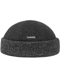 Bonnet Sparr Docker Stetson bonnet en laine bonnet ample