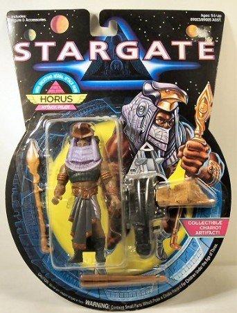 Stargate Series 1 Horus Attack Pilot Action Figure