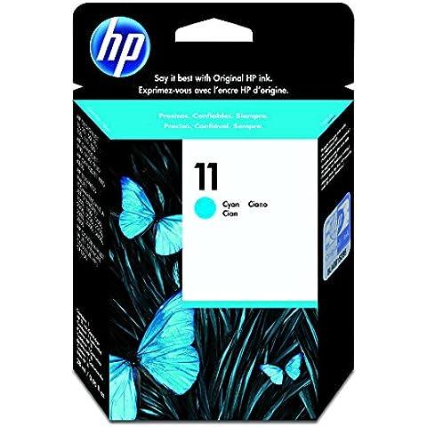 HP C4836A - Cartucho de tinta HP 11, cian