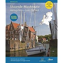 ANWB Wateratlas Wasseratlas Staande Mastroute: Staande Mastroute (atlas) (ANWB waterkaart)