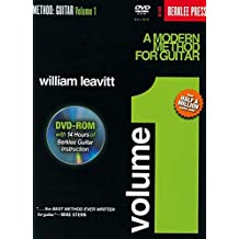 A Modern Method For Guitar Volume 1 [With Dvd] (Method (Berklee Press))