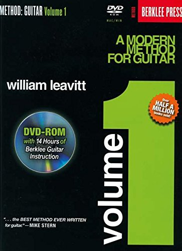 A Modern Method for Guitar Volume 1 with DVD