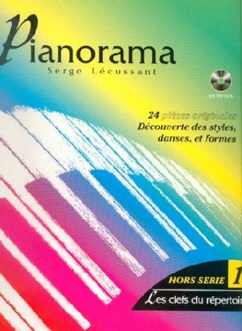 Partition : Pianorama - Piano - Hors Série Volume 1 - Partition + CD