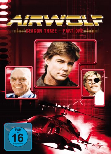 Bild von Airwolf - Season 3, Part 1 [3 DVDs]