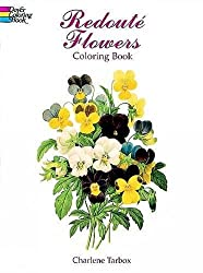 Redout?lowers Coloring Book (Dover Nature Coloring Book) by Charlene Tarbox (1998-01-13)