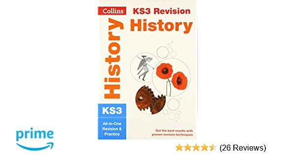 KS3 History All-in-One Revision and Practice Collins KS3
