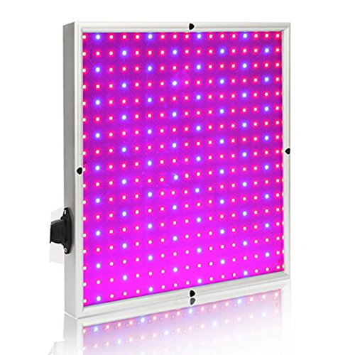 @Luces siembra 30W LED Plant Grow Lamp El último