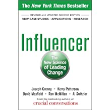 Influencer: The New Science of Leading Change (Business Books)