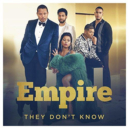 They Don\'t Know (feat. Jussie Smollett & Rumer Willis)