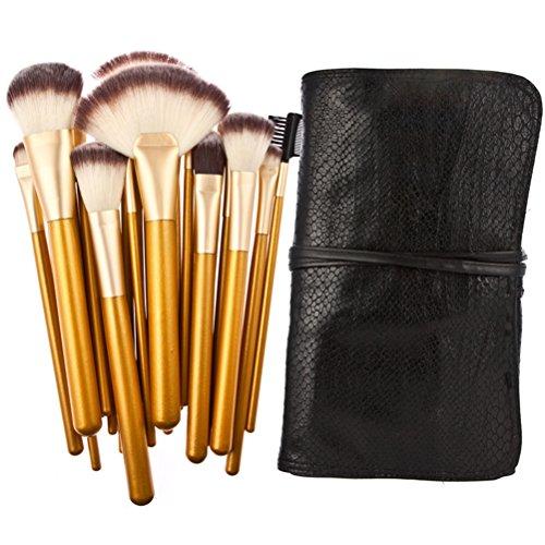 eavanci de haute qualité Lot de pinceaux de maquillage professionnels