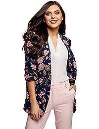 Amazon.es  Chaqueta Sin Manga - Trajes y blazers   Mujer  Ropa 3cb501559315