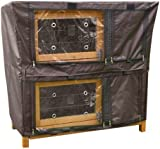 Bunny Business Hutch Cover for Bb-36-Dh-Tr