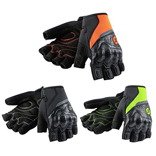 cycling gloves breathable half finger men women work mountain bike road racing bicycle for biking riding gym sports anti-slip shock-absorbing and kids children non-slip shockproof fingerless motorcyc