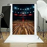Kingko® 3D Studio Hintergrund Tuch, Licht Kurs Thema Vinyl Fotografie Hintergrund Custom Photo Hintergrund Requisiten Größe 90 * 150cm 3x5-5x7FT (C)