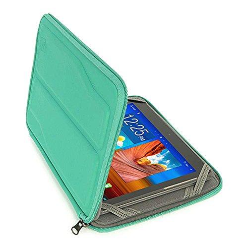 Tucano tabin10Custodia per Tablet, colore: nero Turquoise