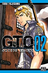 GTO Shonan 14 days Edition simple Tome 2