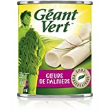 Géant Vert Cœurs de Palmiers Boîte 220 g - Lot de 6