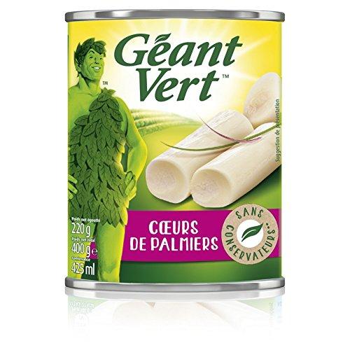 Géant Vert - Cœurs de Palmiers 220 g