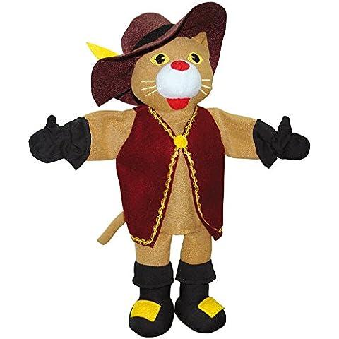 Esemebe - Gato con botas, marioneta (007013)