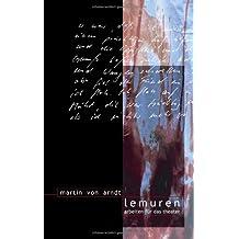 Lemuren. Arbeiten für das Theater. (Book on Demand)