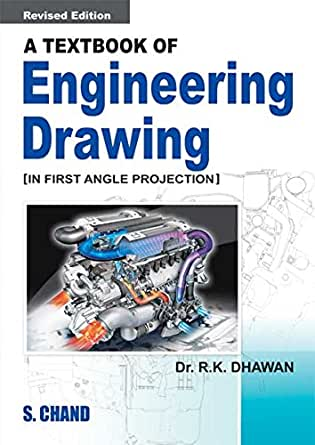 A Text Book of Engineering Drawing: Geometrical Drawing