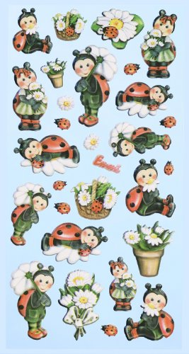 Creapop-SOFTY-Stickers-Lustige-Marienkfer-3451157