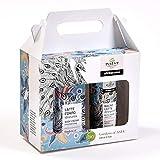 BIO Gardens of Asia Badecreme und Bodylotion mit Kokosöl und Reisöl in schönem Geschenkset ✔...