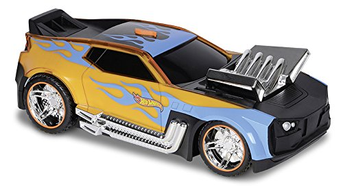 HappyPeople Hot Wheels Hyper Racer RCTwinduction, volle FAHR-&Lenkfunktion, Farbwechsel aufK