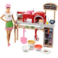Barbie Pizza Chef Doll (Mattel FHR09)