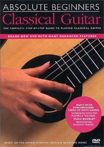 Absolute Beginners: Classical Guitar -For Classical Guitar- (DVD)