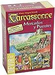Devir Carcassonne mercados y puentes, ju...