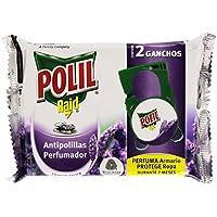 Polil Antipolilla con Perfume de Lavanda - 2 Piezas